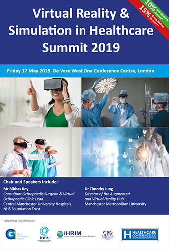 Virtual Reality & Simulation in Healthcare Summit 2019