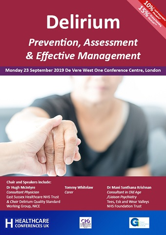 Delirium Prevention, Assessment and Effective Management