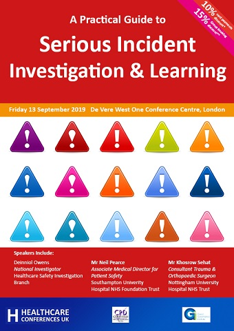 A Practical Guide to Serious Incident Investigation & Learning