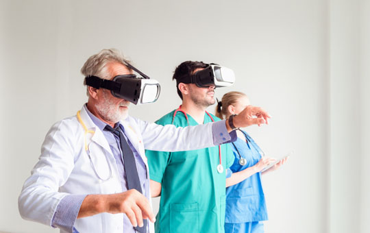 Virtual Reality & Simulation in Healthcare Summit 2020